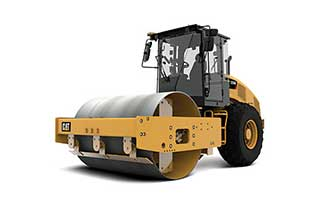 heavy machinery roller compacter